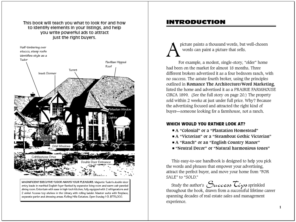 Example of ghostwriting, editing, book design and layout.