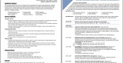 Student Resume-Before & After
