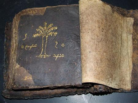 Books in ancient times were hand made